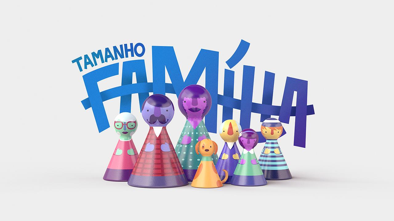 Tamanho Família