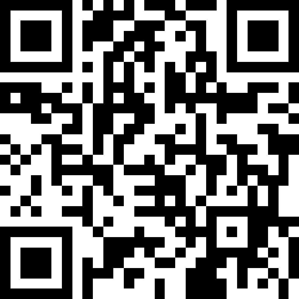 QR code que direciona o usuário para a loja do dispositivo relacionado
