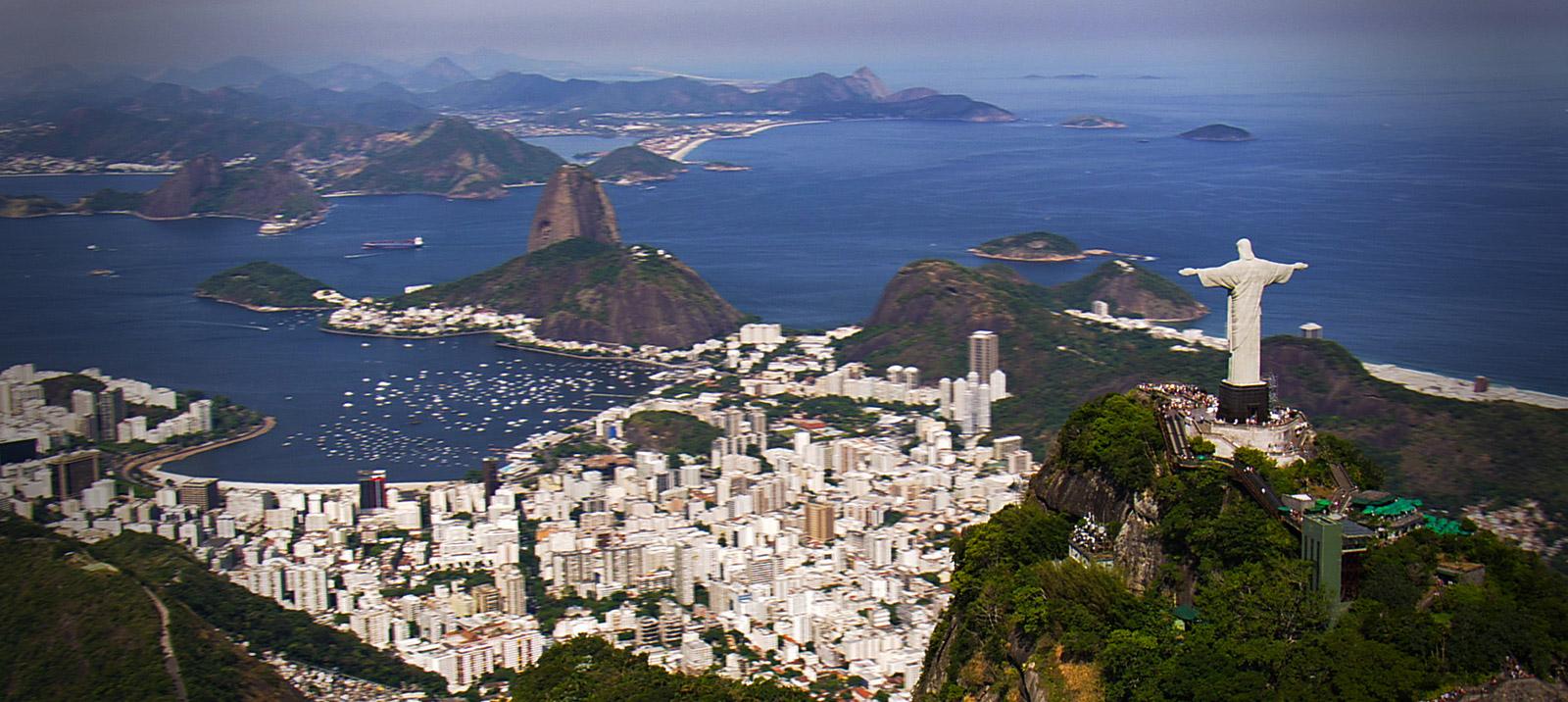 Brasil Visto de Cima