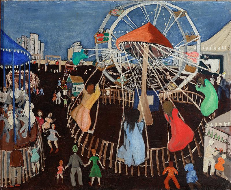 Parque de diversões [Amusement Park]