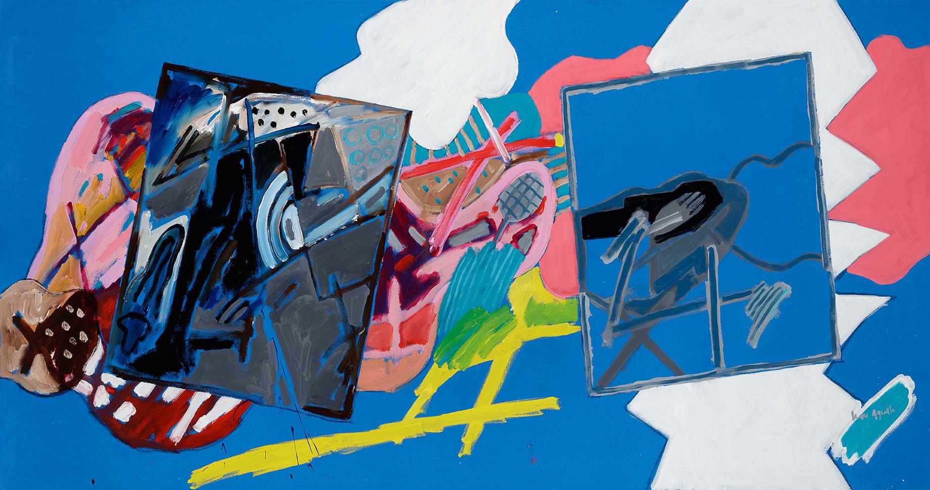 A pintura e o Brazilian Jazz