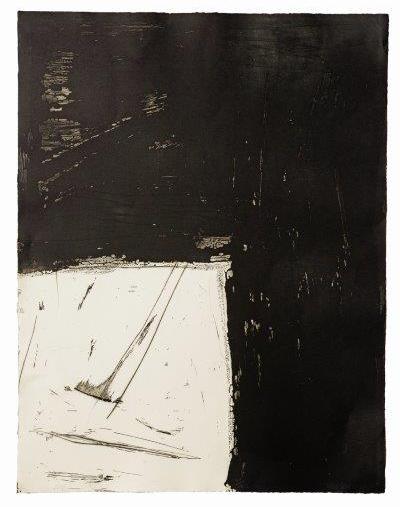 Fragmentos da cruz negra