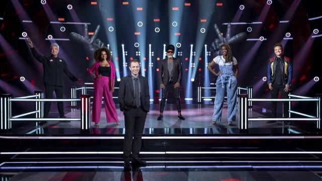 Reality show musical com Carlinhos Brown, Iza, Lulu Santos e Michel Teló como técnicos. Apresentação de Tiago Leifert e Jeniffer Nascimento.