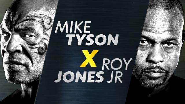 Depois de 15 anos de aposentadoria, Mike Tyson está de volta aos ringues. O ex-campeão dos pesos pesados, de 54 anos, faz uma luta exibição contra seu compatriota Roy Jones Jr, ex-campeão dos médios e dos pesados e prata nos Jogos de Seul 88.