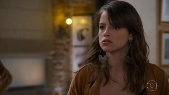 Bruna ameaça Camila: 'Você não tem ideia do que o meu amor é capaz!'
