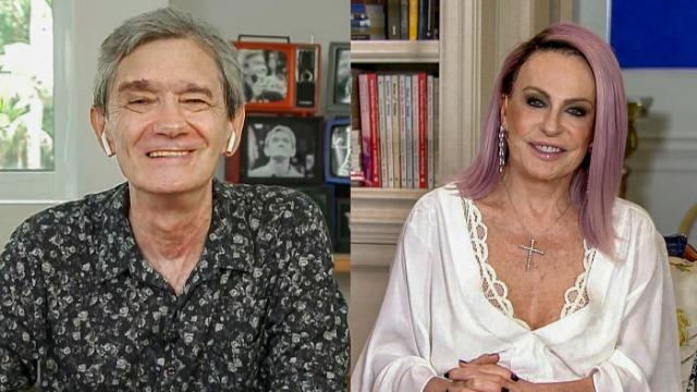 Ana Maria Braga, Dilsinho, Manu Gavassi, Lexa e Mc Guimê conversam com Serginho Groisman.