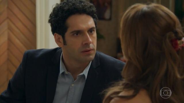 Beto pede Tancinha em casamento e fica surpreso com a resposta da amada