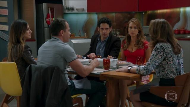 Beto reconhece que Apolo é melhor do que ele na frente de Tancinha e Tamara
