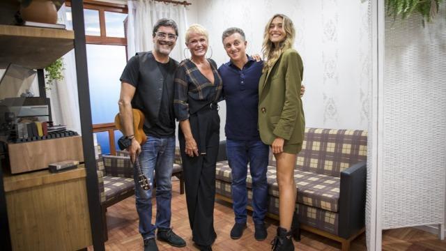 Xuxa visita o passado neste sábado, no 'Caldeirão do Huck'