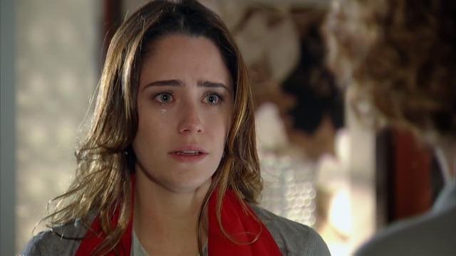 Eva descobre a gravidez de Ana e Vitória propõe que elas se desfaçam do bebê