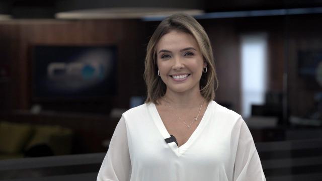 Acompanhe as principais notícias do dia com Taís Lopes.