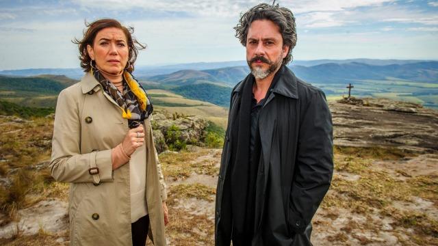 Escrito por Aguinaldo Silva, com direção artística de Rogerio Gomes, 'Império' ganhou o Emmy Internacional de Melhor Novela de 2014.
