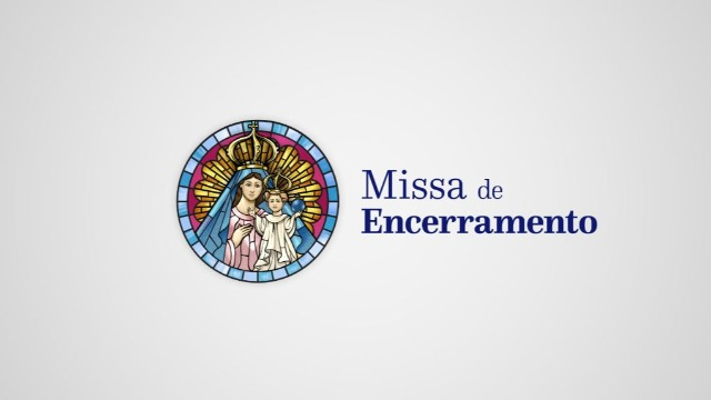 Missa de encerramento da Festa da Penha em homenagem Nossa Senhora da Penha, padroeira do Espírito Santo.