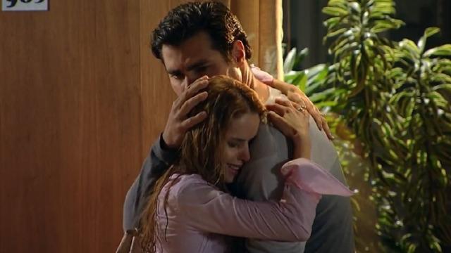 Decepcionada com Lourenço, Celina procura Lúcio