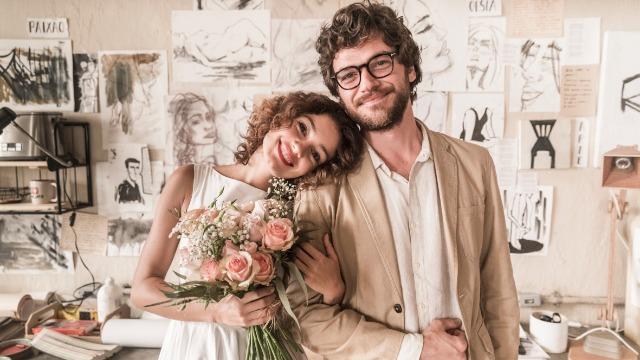 Maria Alice e Paulo comemoram o casamento, mas relacionamento pode estar esfriando