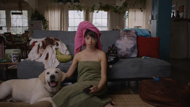 Quando um evento cósmico transforma o cachorro e o gato de Emma em dois caras perfeitos, a jovem reconsidera sua visão sobre namoro, elabora seus problemas de confiança e, finalmente, aprende a se amar.