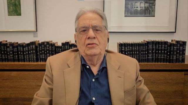 Papo com o ex-presidente Fernando Henrique Cardoso, prestes a completar 90 anos,  sobre o seu novo livro de memórias.