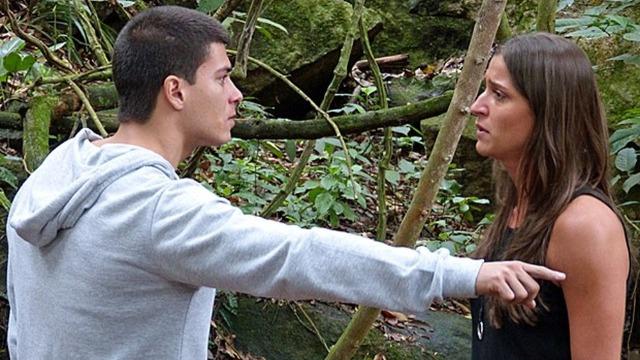 Nat promete vingar a morte de Alan após ser humilhada por Duca