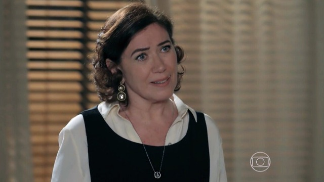 Maria Marta pede para José Alfredo 'adotar' Cristina
