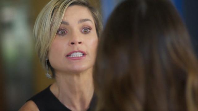 Helena vai agredir Luna/Fiona após descobrir farsa