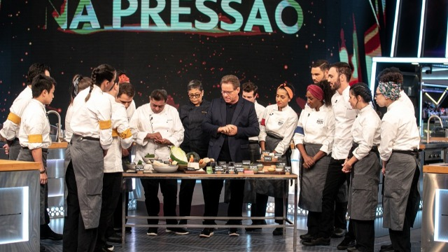 'Mestre do Sabor' conecta Brasil ao Japão para fechar fase Na Pressão