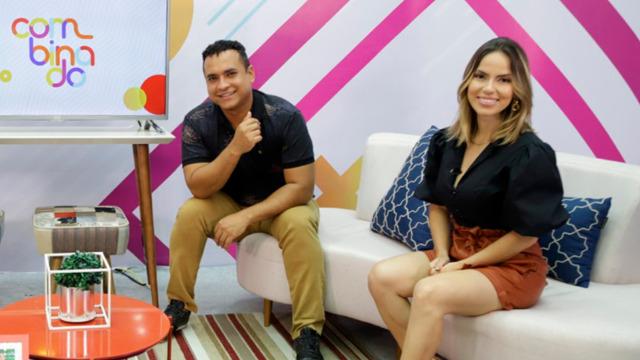 Comandado por Jamile Pavlova e Menilson Filho, o Combinado é um programa de variedades, que aborda assuntos como estilo de vida e atualidades, mostrando as principais tendências do cotidiano urbano.