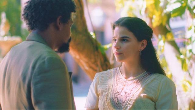 Pilar decidirá não se casar com Jorge/ Samuel.