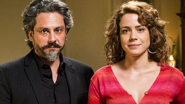 Maria Marta exige que Cristina se demita da Império e pede que ela transmita um recado a José Alfredo