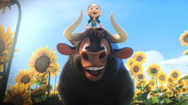 Ferdinando é um touro dócil que vive como pet de uma família. Quando capturado e levado para participar de touradas, Ferdinando precisa da ajuda dos amigos para escapar.