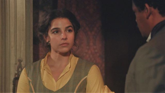 Após muitos anos separados, Samuel verá Pilar novamente, e dirá a ela que ama Zayla