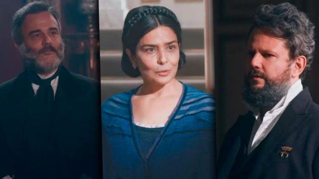 Dumas fará elogios a Teresa Cristina e deixará Pedro II irritado