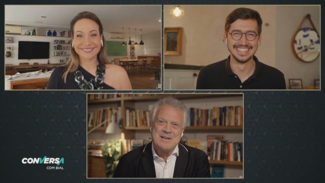 Papo com Maria Beltrão e Nilson Klava, em homenagem aos 25 anos da GloboNews, relembrando grandes coberturas, histórias curiosas e o futuro do canal que se tornou referência no jornalismo nacional.