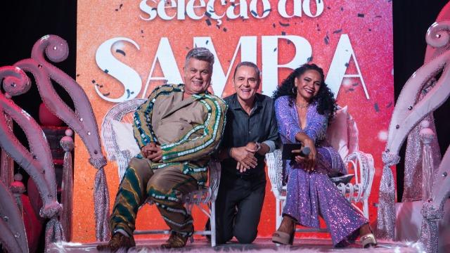Imperatriz, Vila Isabel e Salgueiro escolhem seus sambas para o próximo Carnaval