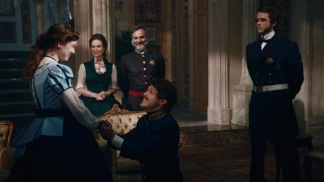 Isabel anunciará Gastão como futuro marido