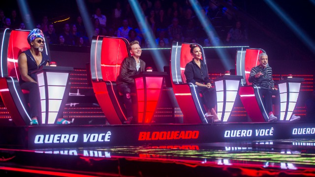 Sexta temporada do reality The Voice Brasil.