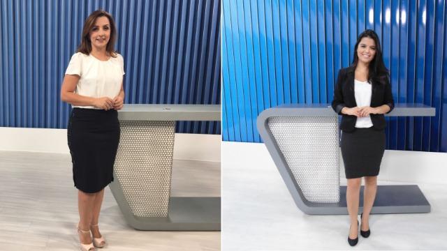 A Inter TV exibe dois telejornais à noite. Andresa Alcoforado comanda as notícias do Norte e Noroeste Fluminense. Já Fabiana Lima traz os destaques da Serra, Lagos e Baixada Litorânea.