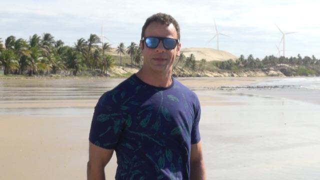 Tep Rodrigues é o guia de aventuras por regiões e cidades cearenses, conhecendo pessoas e mostrando dicas do que tem de melhor no Ceará.