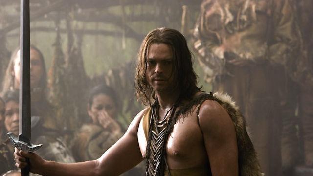 Durante uma batalha brutal entre os vikings e os índios americanos, uma mulher indígena encontra um menino viking e resolve abrigá-lo na sua tribo. O garoto é criado pelos índios ao lado das outras crianças da tribo. Quinze anos depois, ele terá que lutar contra o seu próprio povo para proteger os índios e a mulher por quem é apaixonado.