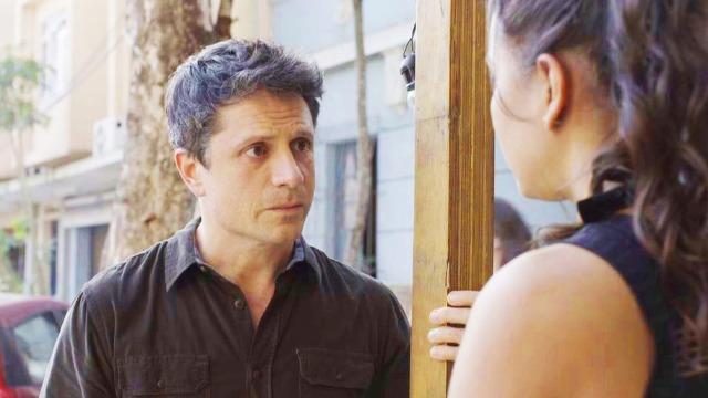 Paulo convida Marli pra sair