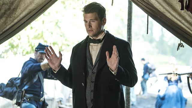 No episódio 'Abominações', as Lendas precisam lutar contra zumbis de confederados da Guerra Civil. Já no episódio 'Comprometido', as Lendas descobrem que Damien Darhk é um Conselheiro Sênior.