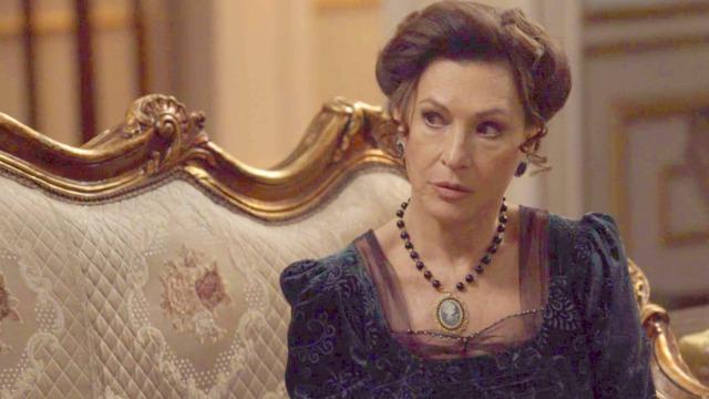 Lady Margareth planeja arruinar o casamento de Ema e Ernesto