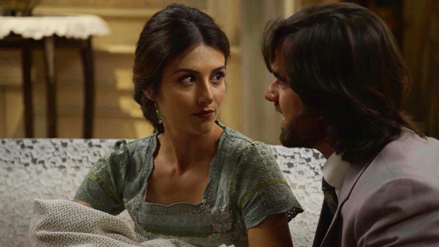 Cecília decide investigar a origem do bebê perdido