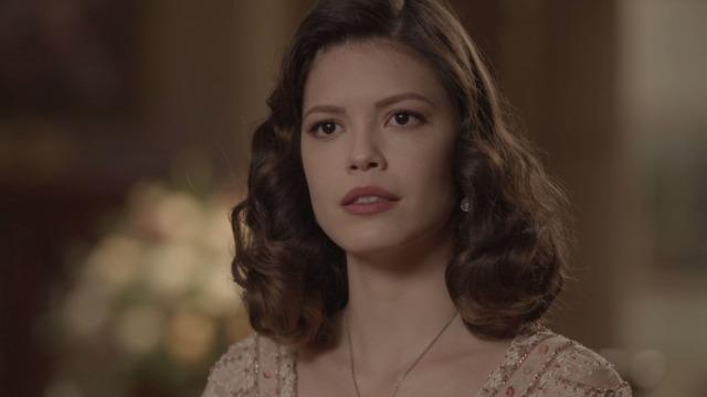 Cris finalmente fica cara a cara com Danilo, o grande amor de Julia Castelo!