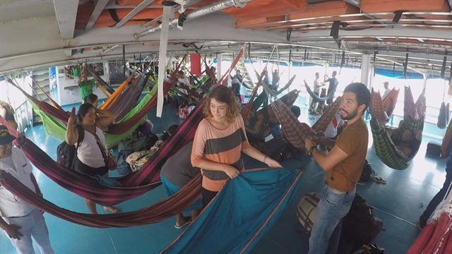 Os dilemas de passageiros e ribeirinhos que dependem da hidrovia Solimões-Amazonas