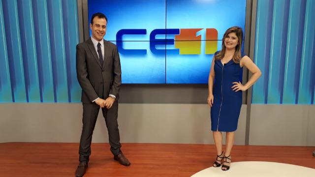 Fabiano Rodrigues e Biana Alencar mostram o que está acontecendo durante o dia na Região do Cariri e informações relevantes do Ceará.