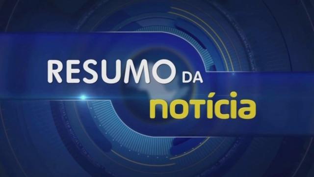 No Resumo da Notícia, você pode rever as principais informações do dia. De segunda a sábado, nas madrugadas da TV TEM.
