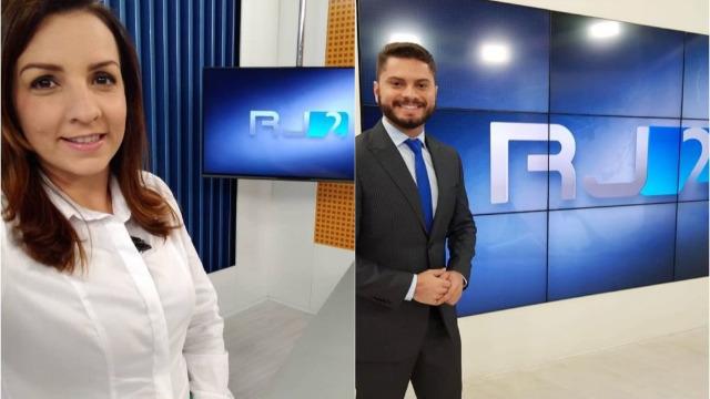 A Inter TV exibe dois telejornais à noite. Andresa Alcoforado comanda as notícias do Norte e Noroeste Fluminense. Já Eduardo Idaló traz os destaques da Serra e Lagos.
