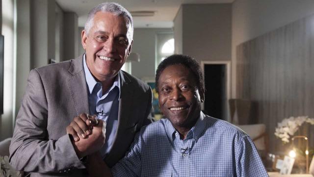 Pelé, Bernardinho e Ronaldo Fenômeno são convidados da comemoração dos 45 anos do 'Esporte Espetacular'