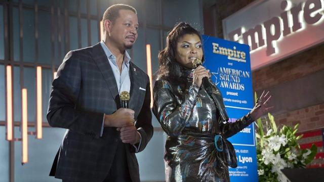 Lucious lidera uma arrecadação de fundos como parte de uma campanha para provar que ele deve retornar como CEO da Empire.