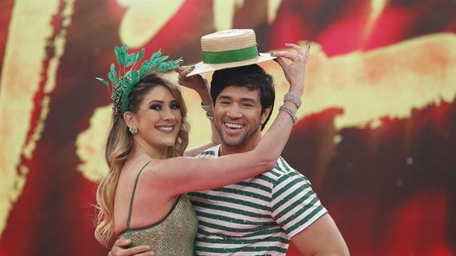 Dani Calabresa, Erika Januza e Leo Jaime disputam a final do 'Dança dos Famosos' neste domingo